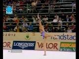 Художественная гимнастика: Алина Кабаева с мячом, Финал Чемпионата мира 2001